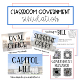 Classroom Government Simulation