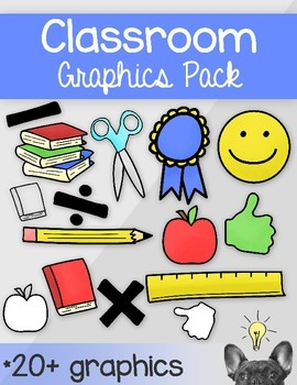 Classroom Graphics Pack