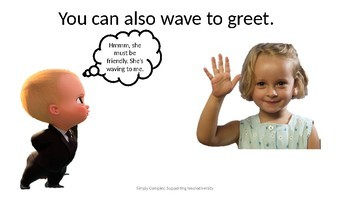 Classroom Greetings; Saying Hello; Expected Behavior