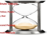 Classroom Group Rotations Timer 15 Minute [30 Minute inter