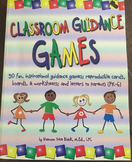 Classroom Guidance Games with CD