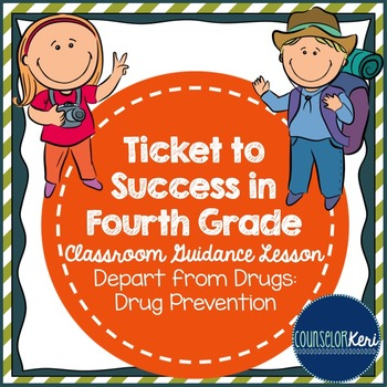 Classroom Guidance Lesson: Drug Prevention