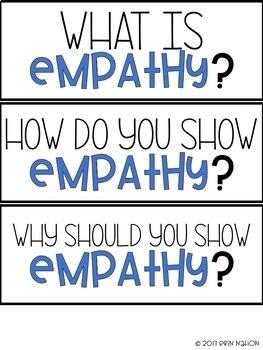Classroom Guidance Lesson - Empathy