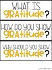 Classroom Guidance Lesson - Gratitude