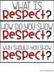 Classroom Guidance Lesson - Respect