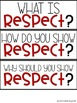 Classroom Guidance Lesson - Respect