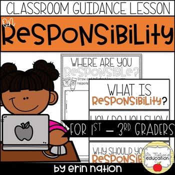 Classroom Guidance Lesson - Responsibility