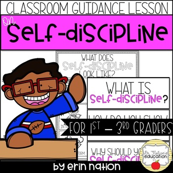 Classroom Guidance Lesson - Self-Discipline
