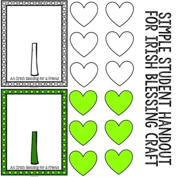 St. Patrick's Day Friendship Activity Classroom Guidance Lesson