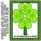St. Patrick's Day Classroom Guidance Lesson - Friendship -