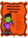 Classroom Halloween Party