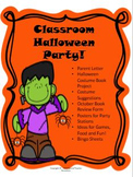 Classroom Halloween Party