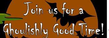 Classroom Halloween Party Invite