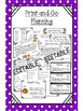 Classroom Halloween Party Planning Pack - EDITABLE