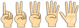Classroom Hand Signal Posters