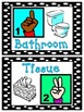 Classroom Hand Signals and Rules Signs