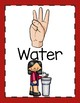 Classroom Hand Signals for Kinder and Pre-K
