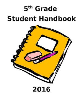 Classroom Handbook