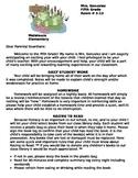 Classroom Handbook - English