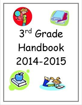 Classroom Handbook for parents