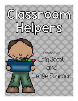 Classroom Helper *FREE*