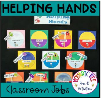 Classroom Helper Helping Hand Jobs