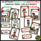 Classroom Helper Jobs (EDITABLE) ~ Camping Theme