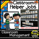 Classroom Helper Jobs (EDITABLE) ~ Sport Theme