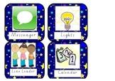 Classroom Helper Labels Stars