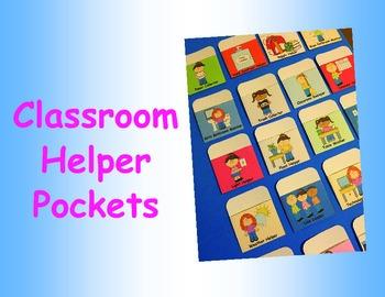 Classroom Helper Pockets