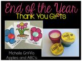 Classroom Helper Thank You Gift Printable (FREEBIE)