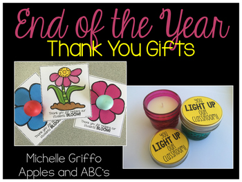 Classroom Helper Thank You Gift Printable (FREEBIE)