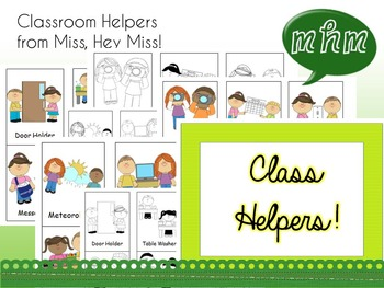 Classroom Helpers
