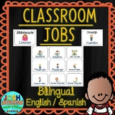 Classroom Jobs - Bilingual English and Spanish / Los Traba