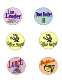 Classroom Helpers Buttons