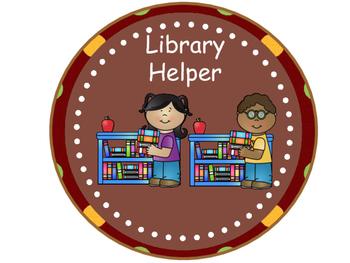 Classroom Helpers - Monkey Theme