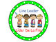 Classroom Helpers Polka Dot Theme (Green)