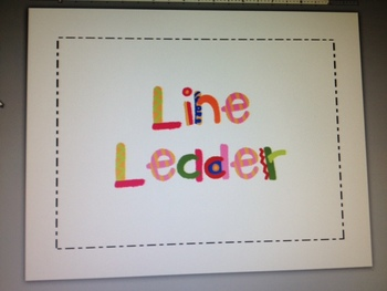 Classroom Helpers Posters