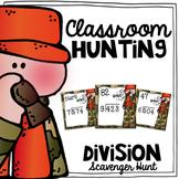 Division Scavenger Hunt {a Task Card Math Game}