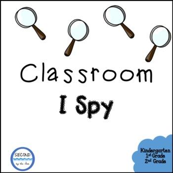Classroom I Spy