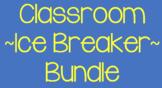 Classroom Ice Breakers Bundle