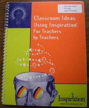 Classroom Ideas Using Inspiration For Teachers by Teachers