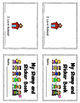 Classroom Incentive: Stamp and Sticker Book Covers (Behavi