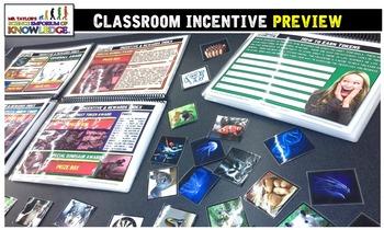Classroom Incentive Token Program