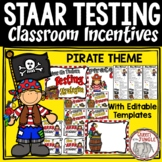 Classroom Incentives and Motivation Packet for STAAR