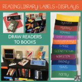 Classroom Independent Reading Library: Genre Labels and Di