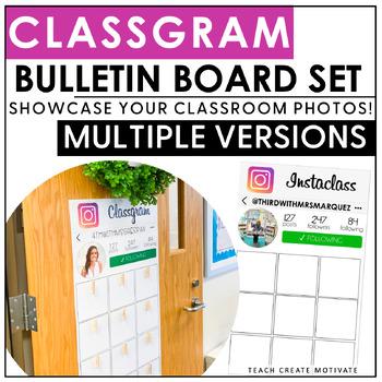 ClassGram Bulletin Board