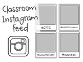 Classroom Instagram Feed