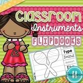 Classroom Instrument Flipbook