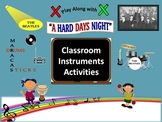 """Classroom Instruments Play Along with Rock-n-Roll: """"A Hard Day's Night"""""""